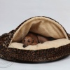 DG COMFY cave orhopedic dog bed ANIMAL