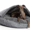 DG COMFY cave orhopedic dog bed MELANGE