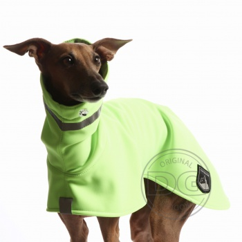 DG OUTDOOR RAINCOAT PLUS - NEON GREEN